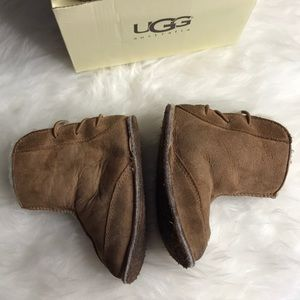 UGG Shoes - {UGG} Infant Baby Ugg with Back Opening Boots Shoe